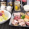 肉菜工房 うしすけ お台場デックス東京ビーチ店のおすすめポイント1
