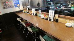 広々オープンキッチンカウンター