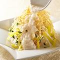 料理メニュー写真パリポリ大根サラダ / チョレギサラダ