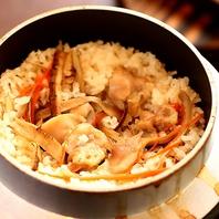 大人気の釜飯も均一価格で。
