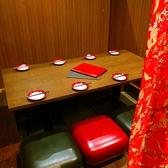 全席個室!!堀ごたつ・ソファー・テーブル席とあらゆるタイプの個室をご用意♪