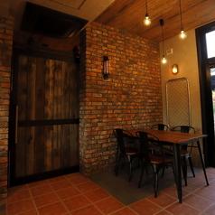 素敵な雰囲気はお料理やお酒を一段と美味しくしてくれます♪
