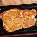 料理メニュー写真チキンステーキ 200g