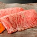 料理メニュー写真北海道十勝産黒毛和牛/サーロイン