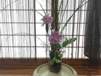 生け花も見てください!