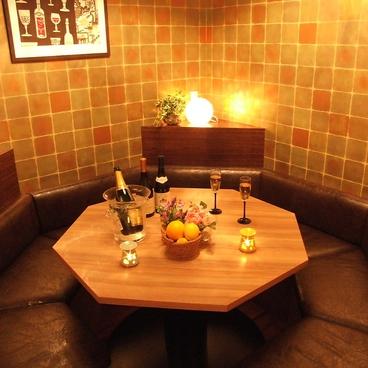 完全個室居酒屋 燻製工房 渋谷店の雰囲気1