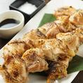 ≪もも肉≫プリッとした食感の「もも肉」は鉄分やビタミンB群が豊富に含まれており、疲労回復や新陳代謝の向上などの効果があります。