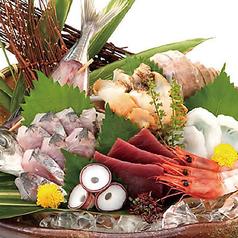 日本海波盛り (5点盛り)