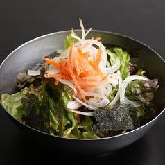 チョレギサラダ/ふたごの塩サラダ