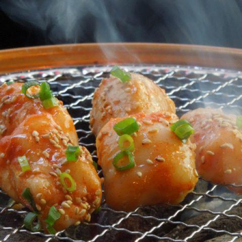 韓国焼肉をリーズナブルに楽しめる!ホルモンをはじめ、サムギョプサルも人気♪