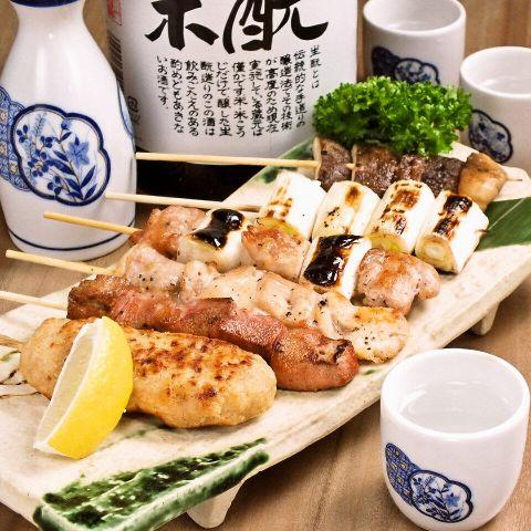 焼き鳥好き必見!上野の格安でうまい焼き鳥が食べられる居酒屋3選