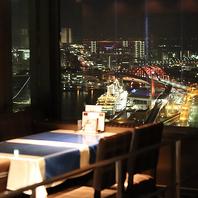 【神戸三宮スカイブッフェ】ランチとディナーで食べ放題