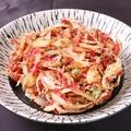 料理メニュー写真海老と野菜のかき揚げ丼
