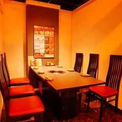 【テーブル個室1】