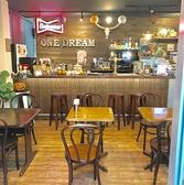 ONE DREAM CAFE ワンドリームカフェの雰囲気2