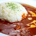料理メニュー写真じっくり煮込んだハヤシライス