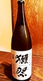 日本酒も季節に合わせて豊富にご用意しております。 単品、飲み放題、集まりに合わせてお楽しみ頂けます。