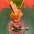 料理メニュー写真バルーンパフェ