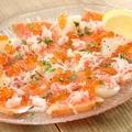 料理メニュー写真海鮮の贅沢カルパッチョ