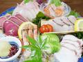 料理メニュー写真浜太郎盛り (2~3人前)