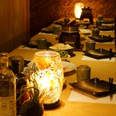 8名様席★接待や合コン、お祝いや歓送迎会にご利用ください。和食創作料理を味わいながらゆるりとした気分で一日の最後をお過ごしいただけます。3時間コースで時間も気にせず会話を楽しむことができます♪