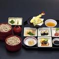 料理メニュー写真季節のそば膳 祭