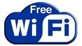 店内にフリーWi‐Fiを完備しております!PASSも簡単なので店内ですぐに利用可能です♪