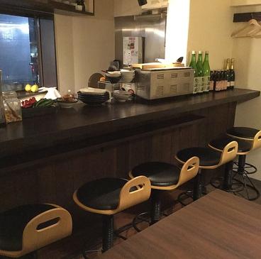 京都の日本酒とおでん べろべろばーの雰囲気1