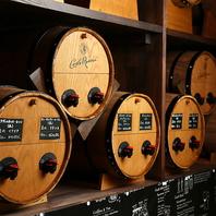 野田阪神で樽ワインが1分10円で飲み放題!