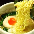 料理メニュー写真特製 鶏らーめん(塩・醤油)