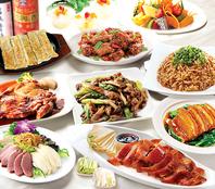 本場中国シェフによる逸品料理!アラカルトメも充実。