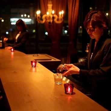 Whisky Bottle Barの雰囲気1