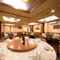 円卓でお食事スタイルは普段とは違う演出にご宴会が盛り上がります!完全個室仕様で周りを気にせずにお時間をお過ごいただけ、大切な食事に大変便利!