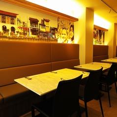 ラサ マレーシア Rasa Malaysia Cuisine 銀座の雰囲気1