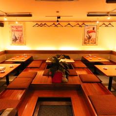 TEPPAN DINING IRODORIの雰囲気2