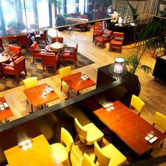 レストラン&バー イン ザ パーク THE VILLAS 福岡の雰囲気1