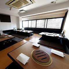 大規模貸切で焼肉パーティーや宴会するなら焼肉屋YAZAWA!貸切40名様~OK!宴会でもお得なコースで楽しめます。