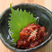チャンジャ/たこわさび/たこキムチ/自家製肝しぐれ煮/とり皮ポン酢