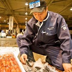 魚竹水産 溝の口市場特集写真1