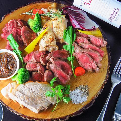 シャルキュトリ―=肉料理のお店が宇都宮初上陸♪生ハムやパテ、コンフィ等絶品ばかり