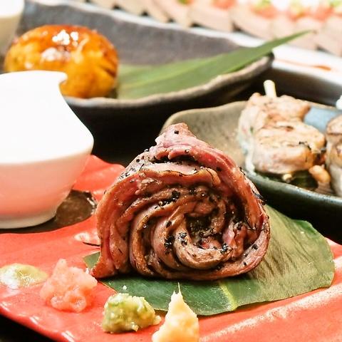 沖縄ならではの串焼きが楽しめるお店!個室やお座敷も完備♪