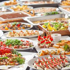 Leaf Garden Cafe リーフガーデンカフェのコース写真