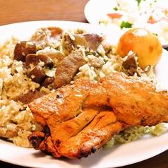 バングラデシュ ビリヤニ カレーハウス&レストラン バーの写真