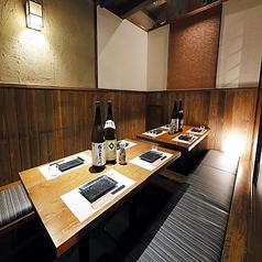 個室×名物鶏料理 とりせん 立川本店の雰囲気1