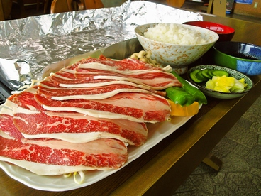 ニュー霧降キャンプ場 レストラン ニュー霧降のおすすめ料理1