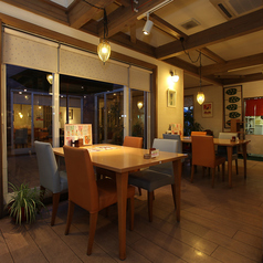 小塙町カフェ こばなまちカフェ の雰囲気1