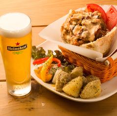 ケバブバー アンプル Kebab Bar Ampoules 福岡のコース写真