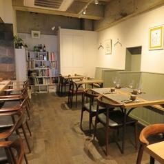 Restaurant L'ISARD リザーの雰囲気1