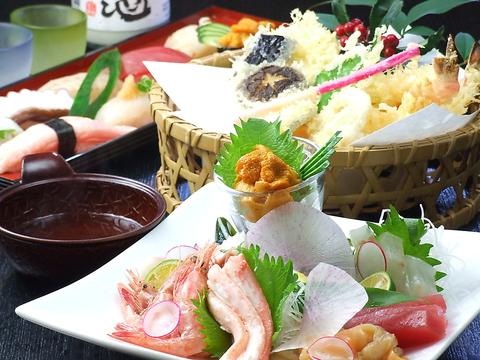 地場の本当に美味い魚がここに。美味い魚、上手い料理人、旨い和食のお店てつや