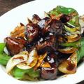 料理メニュー写真黒酢のスブタ